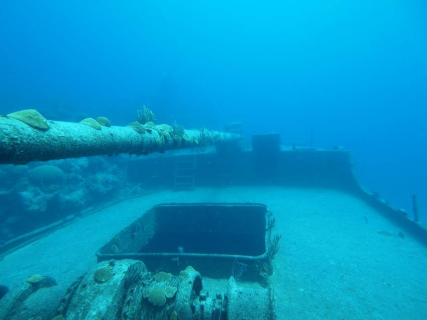 Hermes Wreck Bermuda, Wrack der Hermes, Bermuda