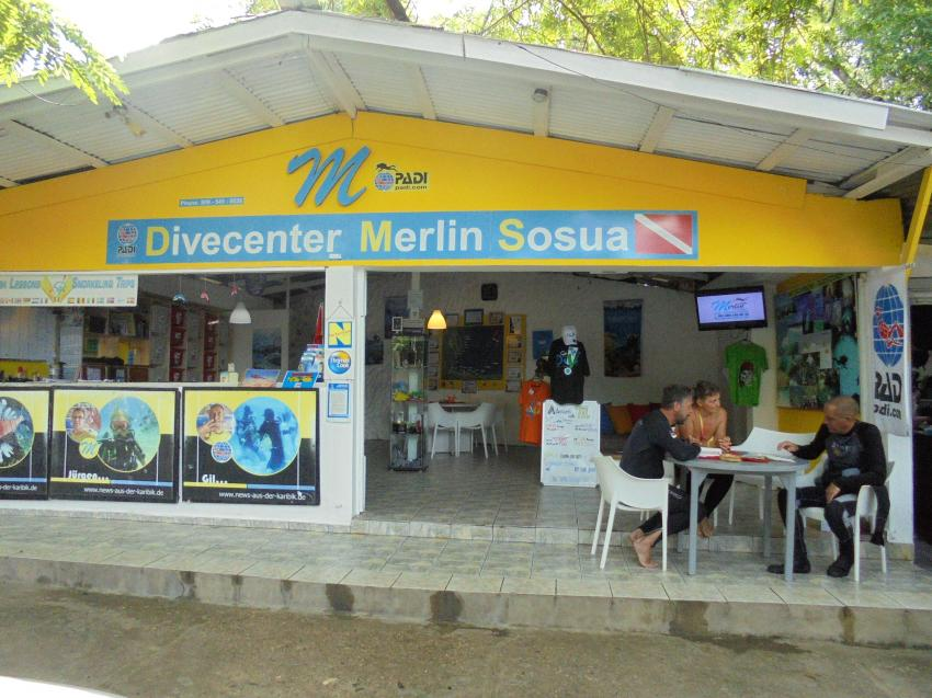 Dive Center Merlin, Merlin, Sosua, Dominikanische Republik