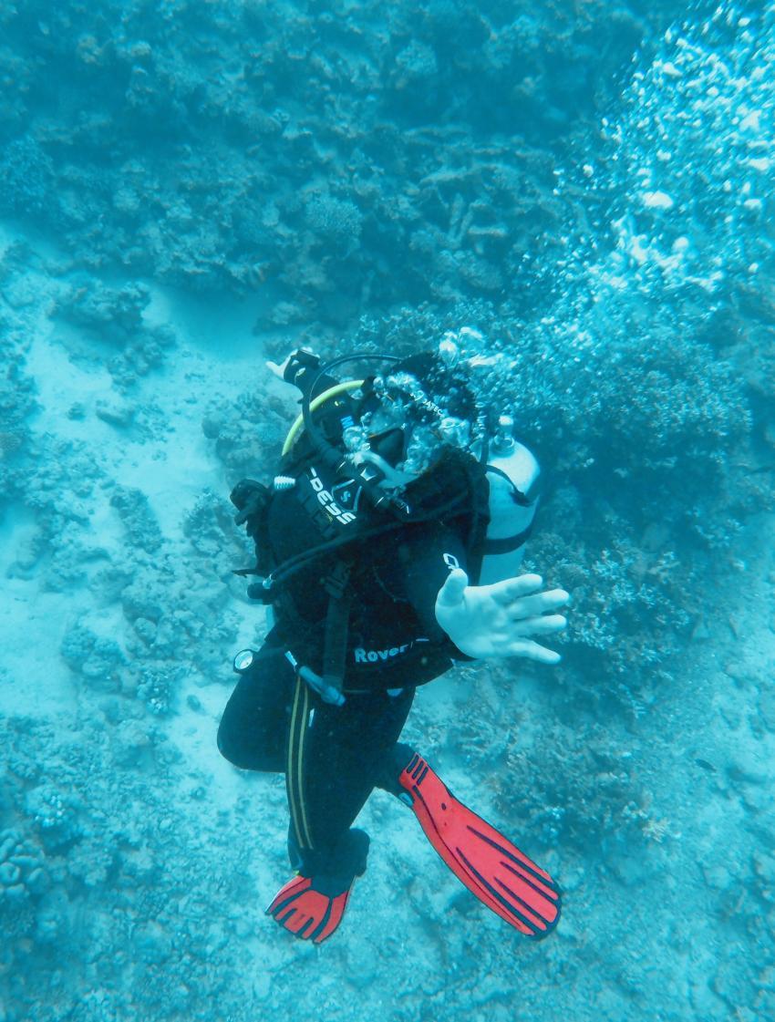 See you soon, Coraya Divers, Coraya Beach, Marsa Alam, Ägypten, Marsa Alam und südlich