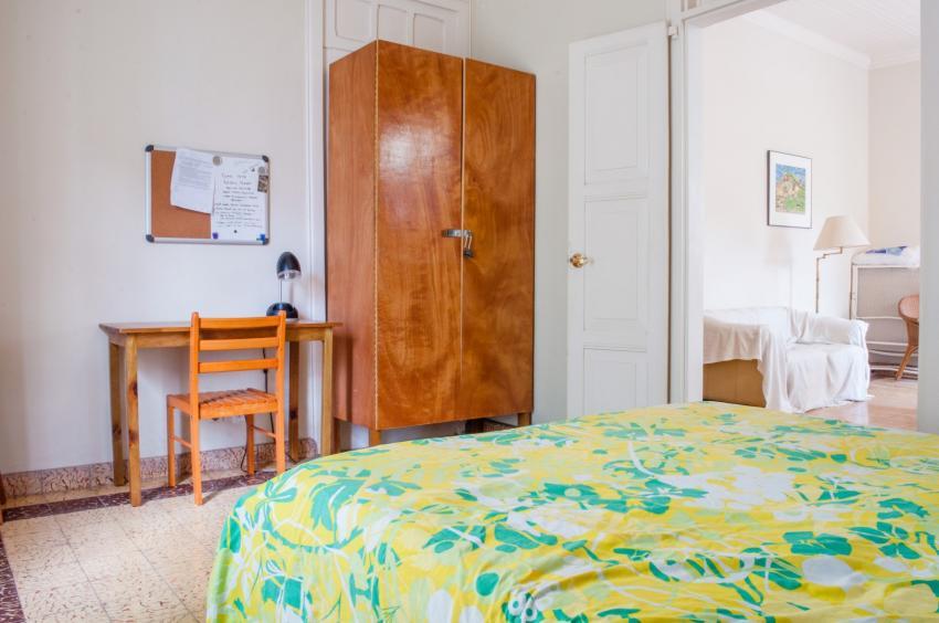 Doppelzimmer, Double Bed Room, Poppy Hostel Curacao, Willemstad, Niederländische Antillen, Curaçao