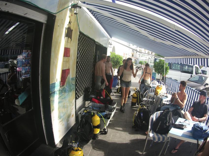 Tauchclub Ocean Trek, Tauchen Teneriffa, Ocean Trek, Playa Americas, Teneriffa, Spanien, Kanarische Inseln