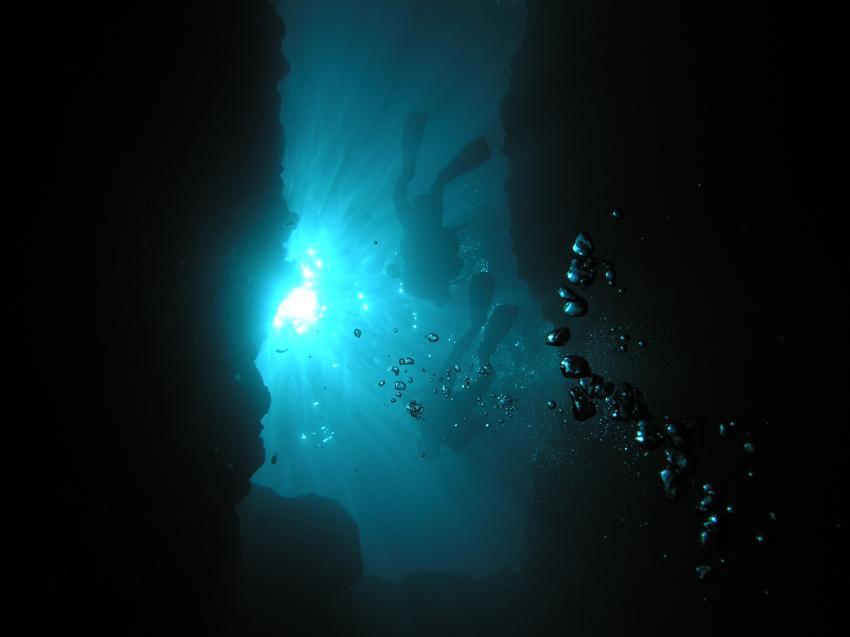 Blue Hole und New Drop Off