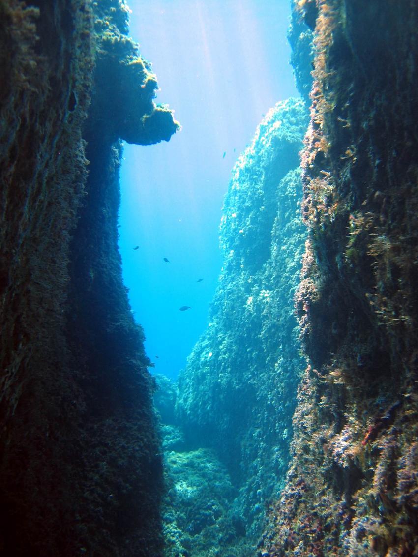 Menorca, Menorca,Spanien,Canyon