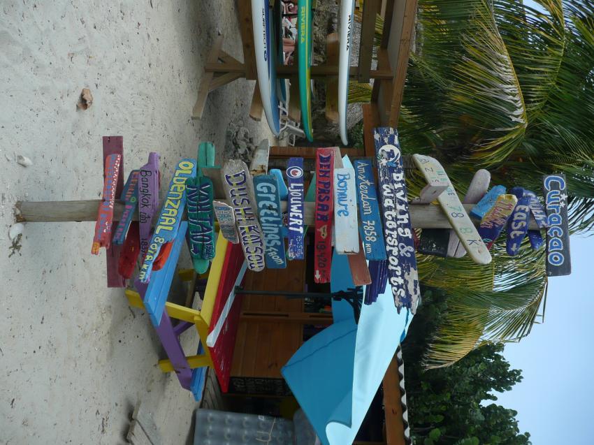BDiving & Watersports, Cas Abao Beach, Niederländische Antillen, Curaçao