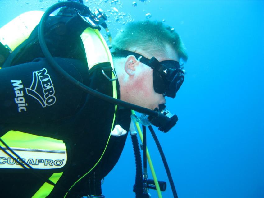 Diving Center, Cala Pada, Ibiza
