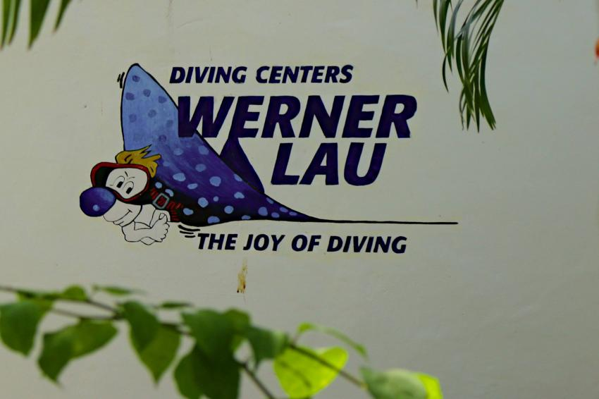 Siddhartha, Werner Lau Diving Center, Bali, Indonesien, Bali