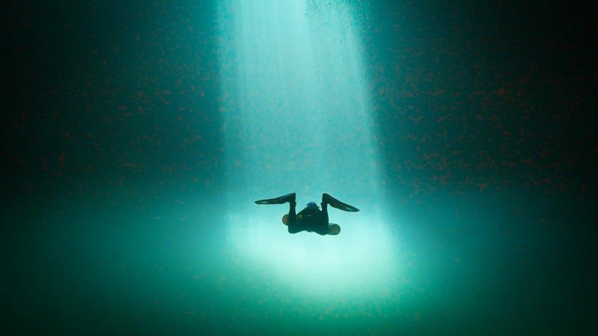 Cenote, Höhle, Höhlentauchen, Halocline Divers, Mexiko