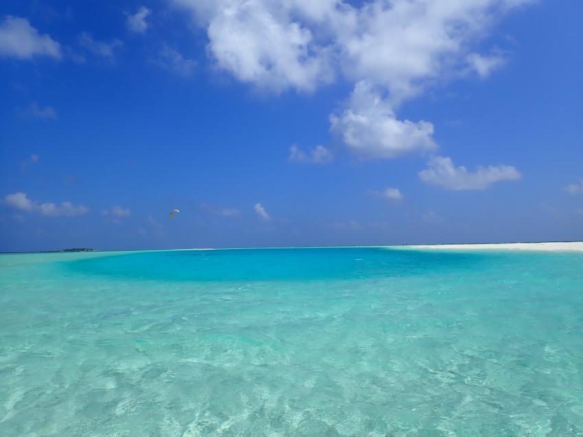 Sandbank & Refresher Site, Madivaru, Dive Rasdhoo, Malediven