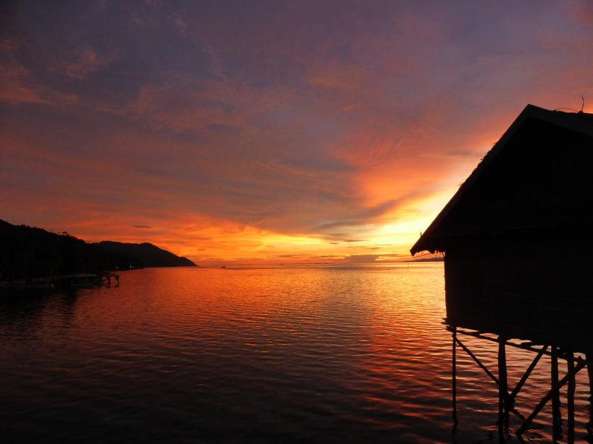 Kri Eco Resort, Raya Empat Islands, Indonesien, Allgemein