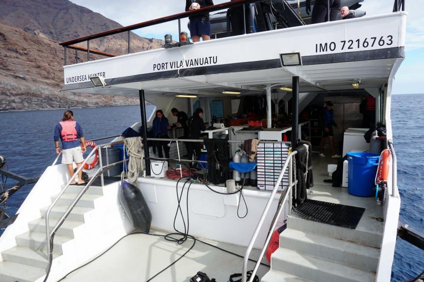M/V Nautilus Explorer, Guadalupe - San Benito, Cedros Tour, Mexiko