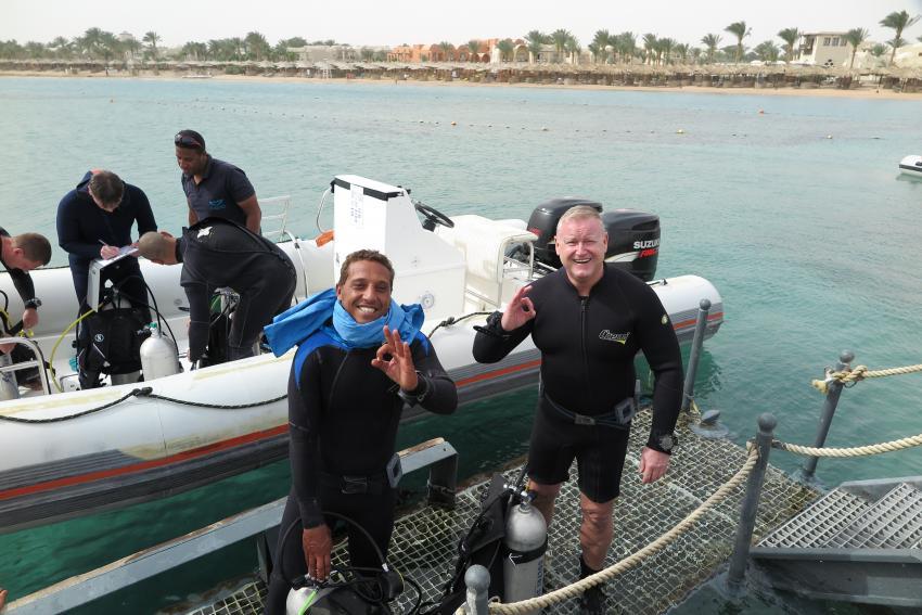 ScubaWorld Divers Makadi Bay Madinat, Ägypten, Safaga