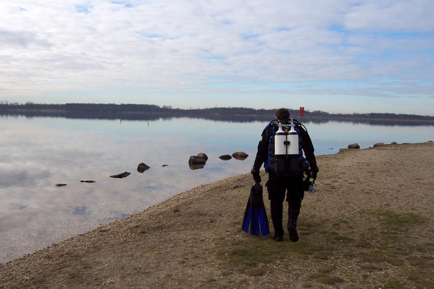 Cospudener See, Cospudener See,Leipzig,Sachsen,Deutschland