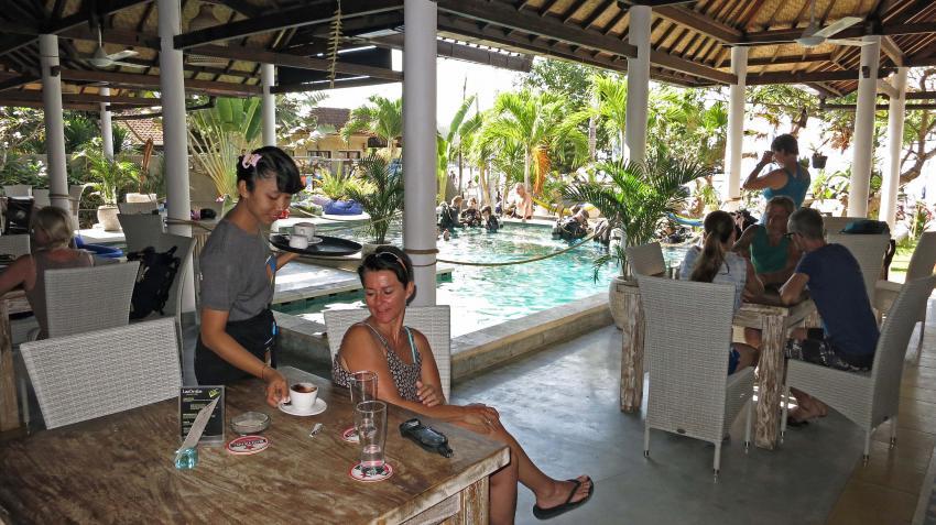 OK Divers, Padangbai/Bali, Indonesien, Bali