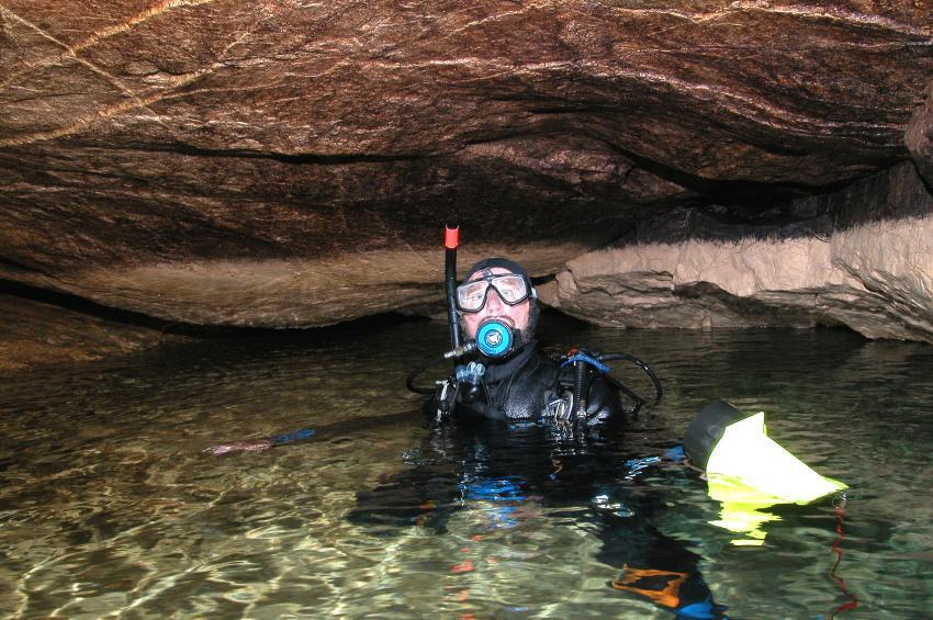 Sardinien - Capo Caccia, Capo Caccia,Sardinien,Italien,Cave,Höhle