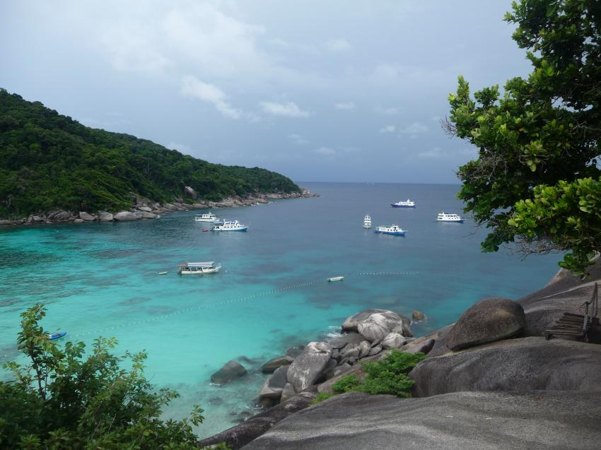 Similan Diving Safaris Khao Lak / Similan Islands