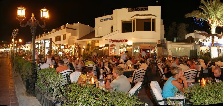 Restaurant Pomodoro - Camel Dive Club, Pomodoro, Na´ama Bay, Ägypten