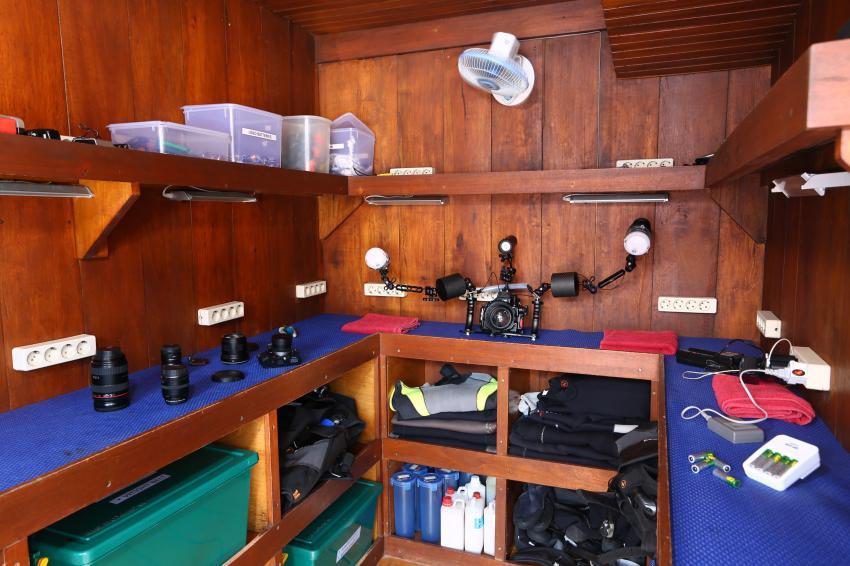 Camera room Mv Ambai, Camera room Mv Ambai, MV Ambai, Indonesien, Allgemein