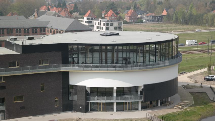 TODI Indoor Tauchzentrum, Beringen, Belgien