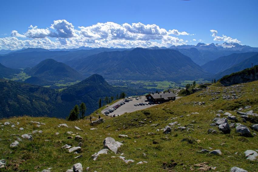 Augstsee am Loser, Augstsee am Loser,Österreich,Gebirgssee,Alpen,Panorama,Kaiserwetter