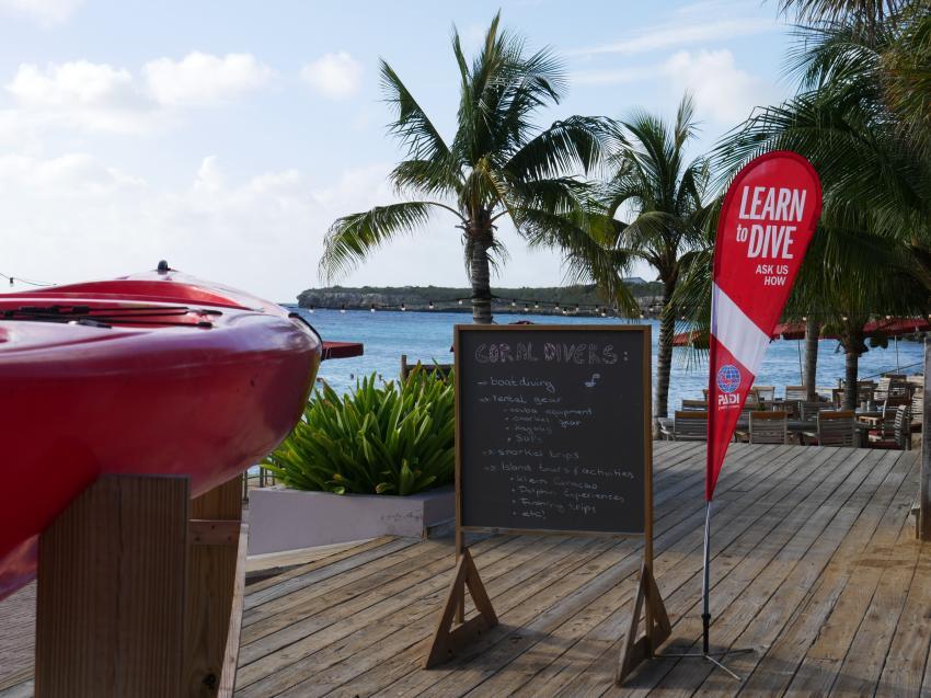 Coral Divers, Coral Divers, Niederländische Antillen, Curaçao