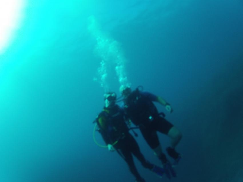M.E. First Class Divers, Cala Barca, Mallorca, Spanien, Balearen
