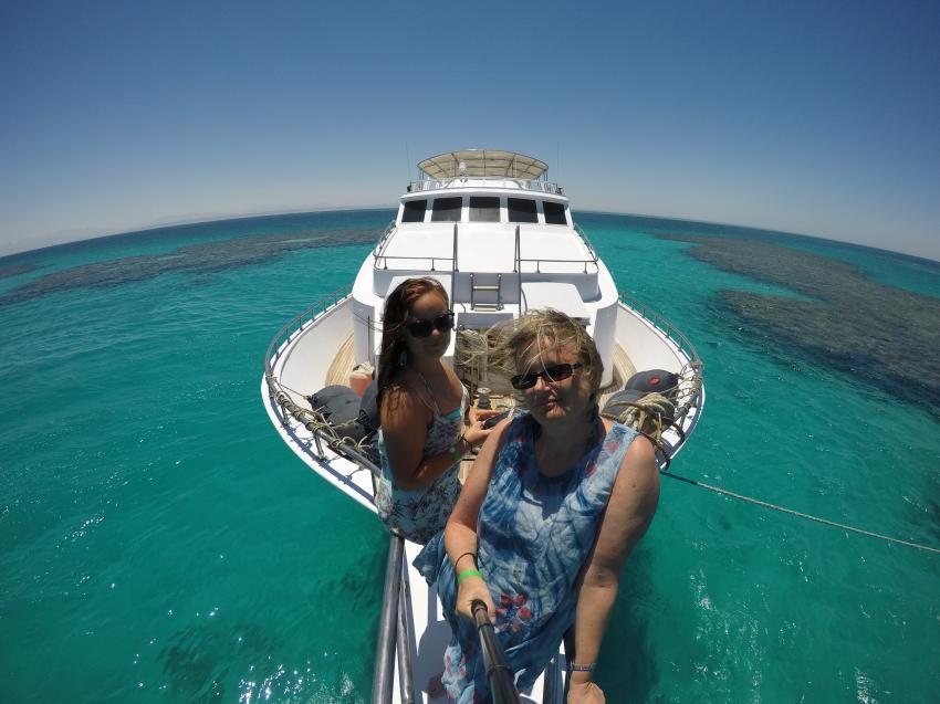 Das Boot , SimSim Dive, Ägypten, Hurghada