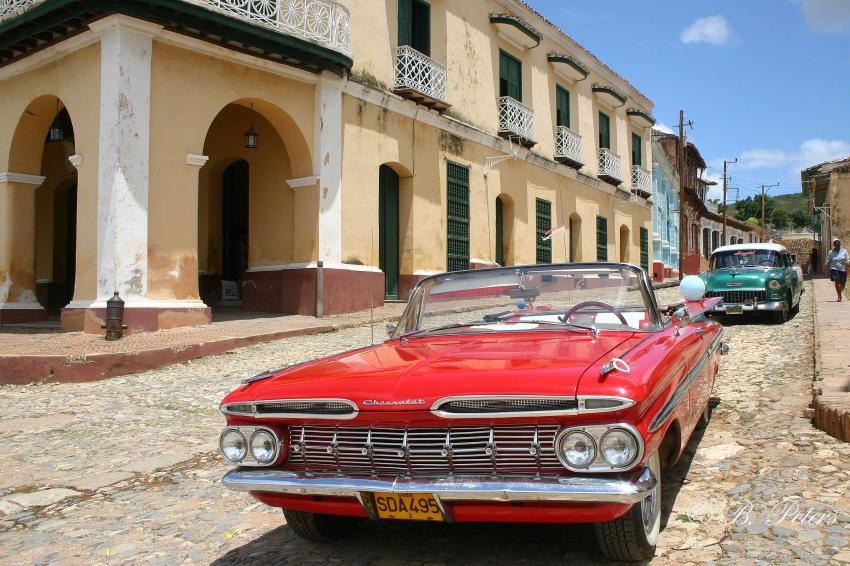 Trinidad, Trinidad,Playa Ancon,Kuba