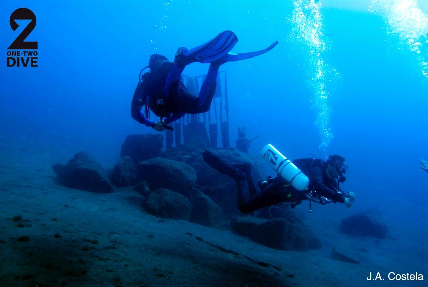 Wrack El Penon, Tabaiba, Teneriffa, Spanien, Kanarische Inseln