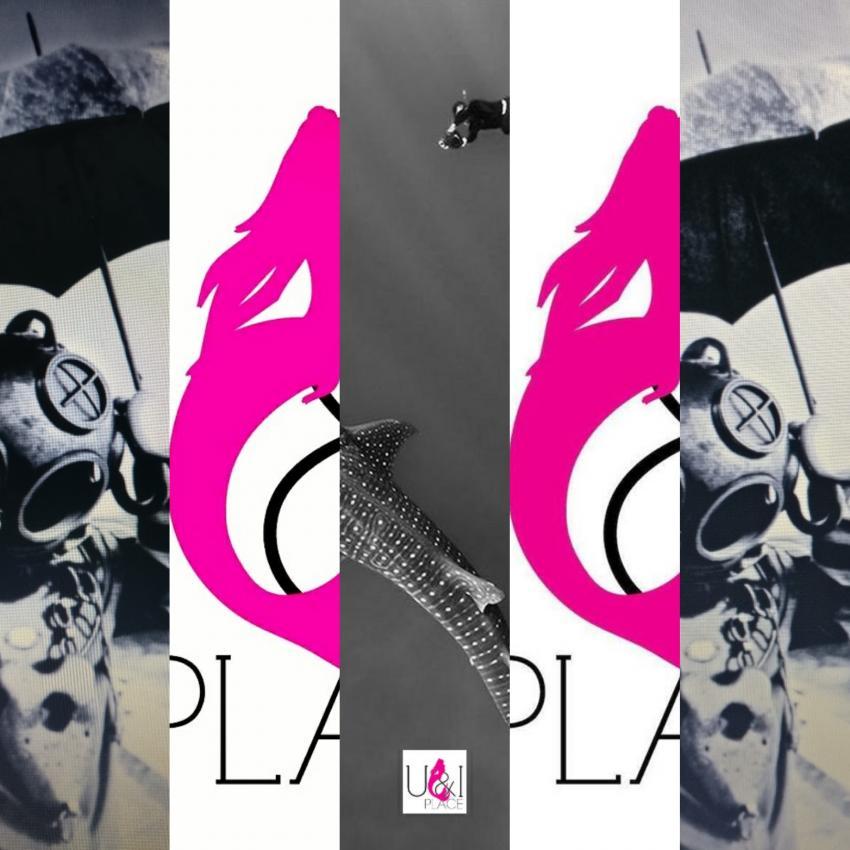 logo U&I Place, U&I PLACE, Koh Tao, Thailand, Golf von Thailand