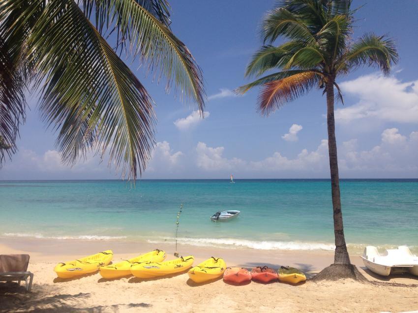 ScubaCaribe RIU Ocho Rios - All Inclusive Ausrüstung, Scubacaribe, Ocho Rios, Hotel RIU, Jamaika