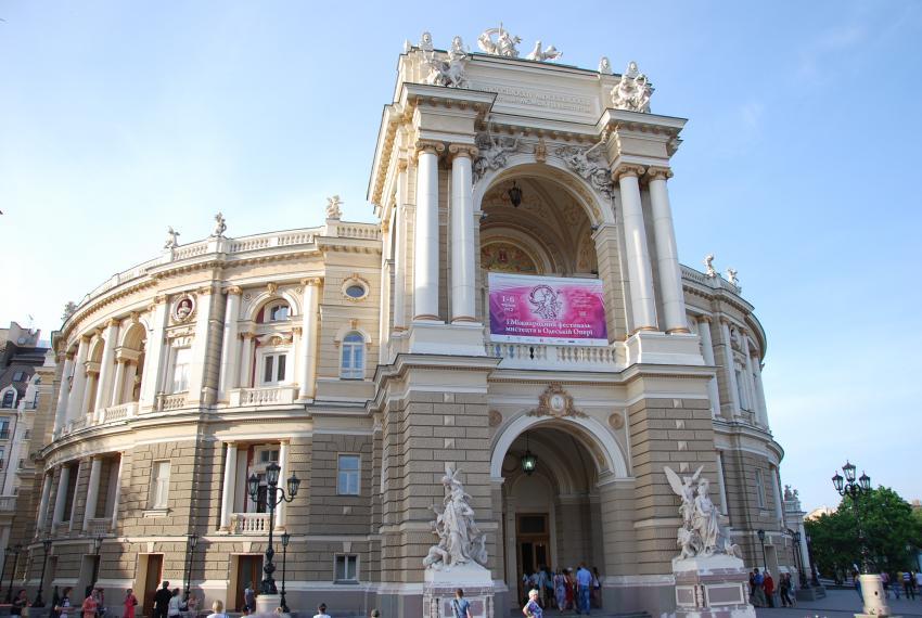 Odessa und Umgebung, Odessa und Umgebung,Ukraine