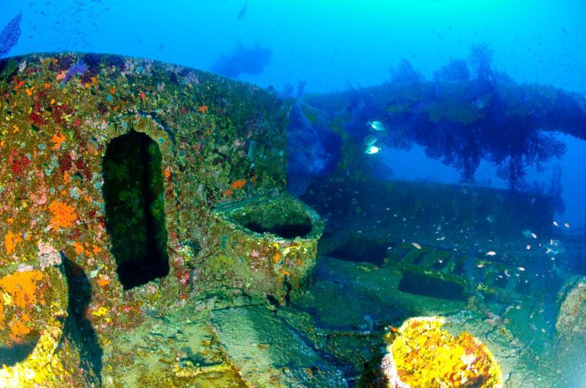 Le Togo, EDS Center St. Tropez, Europeandiving School, St.-Tropez (Südfrankreich), Frankreich