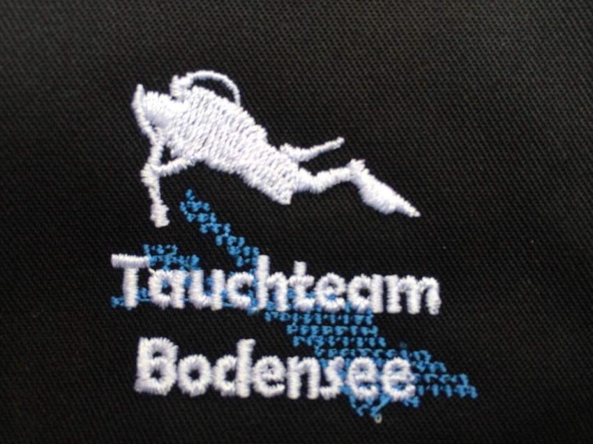 Logo klein, Tauchteam Bodensee, Bodensee, Deutschland, Baden Württemberg