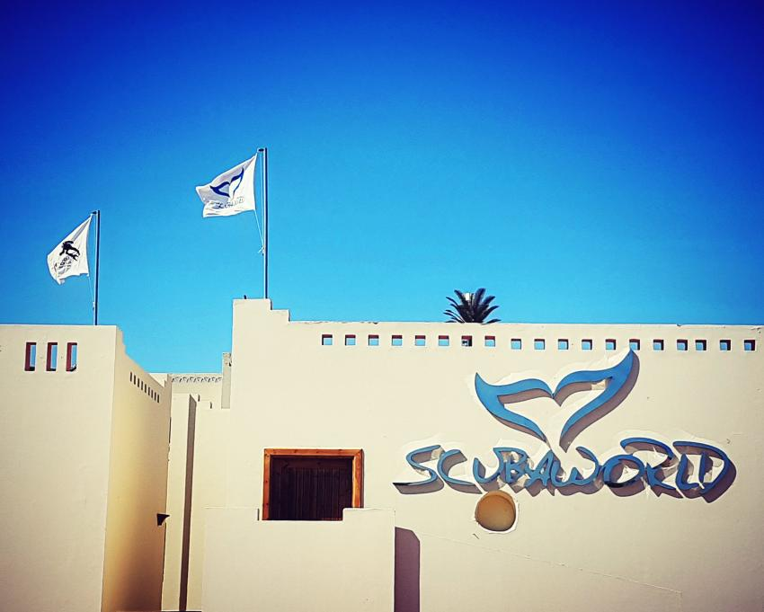 Scuba World Divers Tauchcenter im Sol Y Mar Reef Resta Resort Port Ghalib, Tauchen in Port Ghalib, Scuba World Divers, JAZ Resta Reef Resort, Port Ghalib, Ägypten, El Quseir bis Port Ghalib