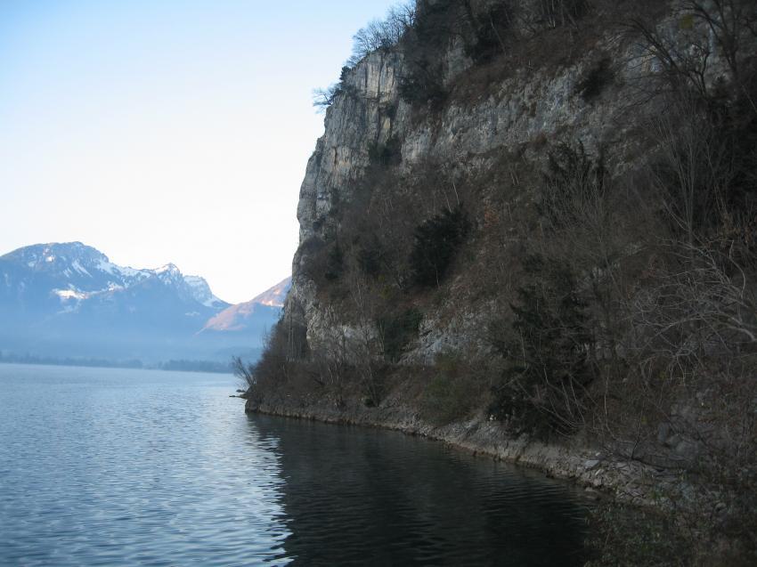 Walensee Bettlis Kraftwerk, Walensee,Schweiz