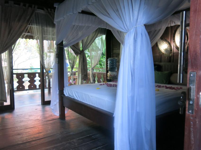 Joglo, Bali, Unterkunft, Tauchbasis, Amed Scuba Tauchzentrum, Amed - Tulamben, Indonesien