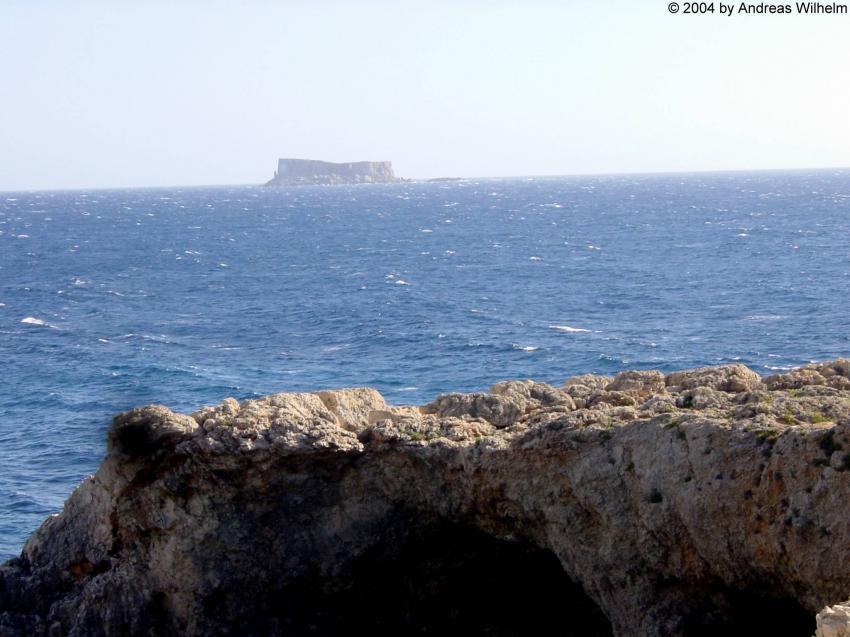 Ghar Lapsi - Middle Reef, Ghar Lapsi,Malta