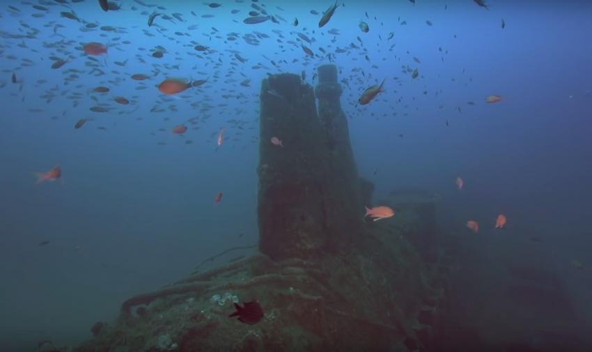 Wrack U-Boot Le Rubis