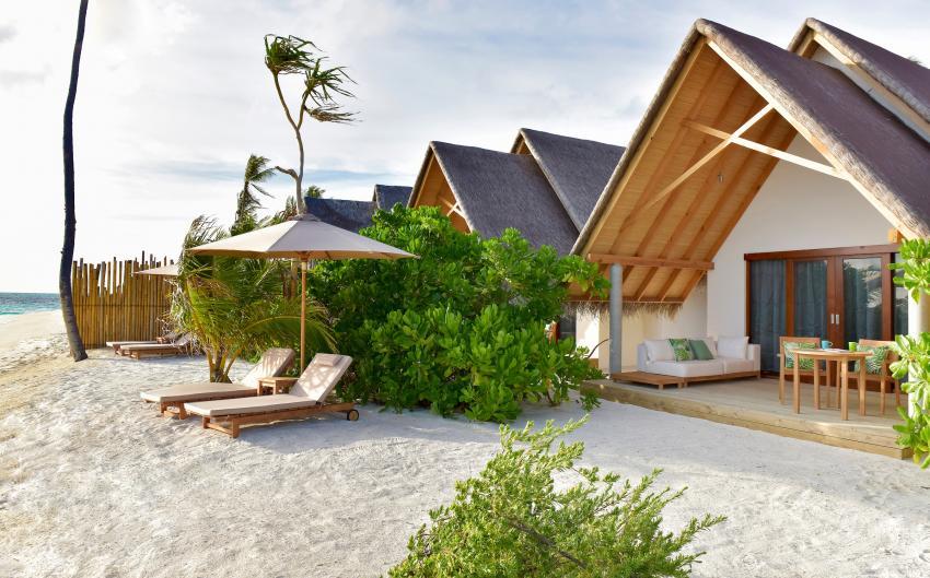 Fushifaru Resort, Lhaviyani Atoll, Malediven