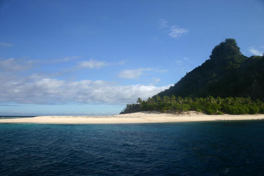 Mamanucas/Modriki, Mamanucas/Modriki,Fidschi,Insel,Strand,Palmen