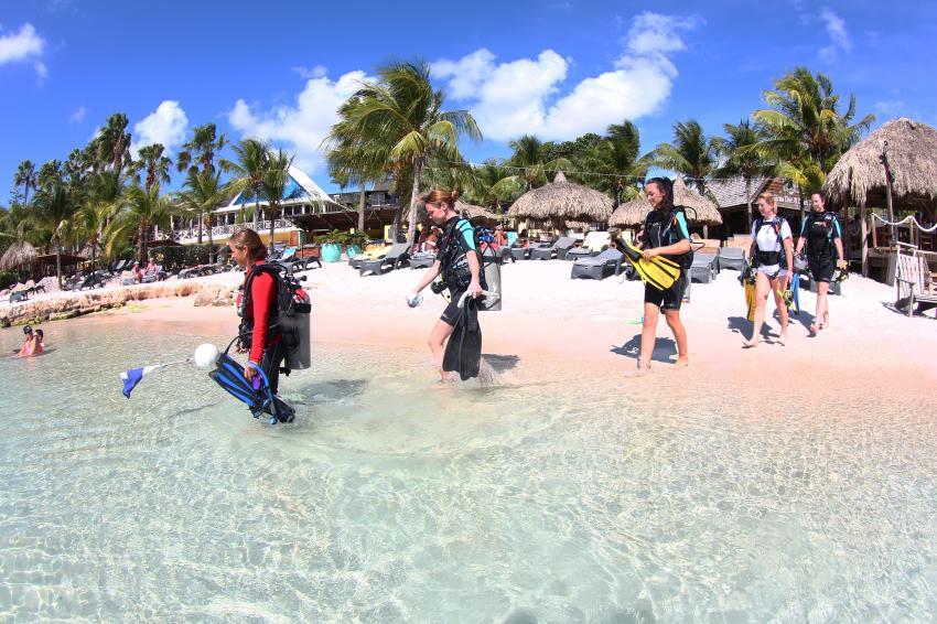 Ocean Encounters Lions Dive Resort, Niederländische Antillen, Curaçao