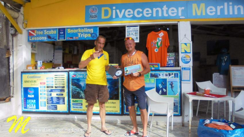 AOWD, Divecenter Merlin, Sosua, Dominikanische Republik