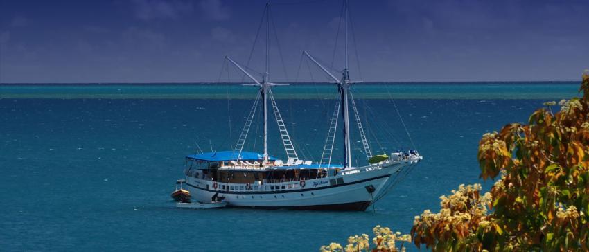 S/Y Fiji Siren, Fidschi