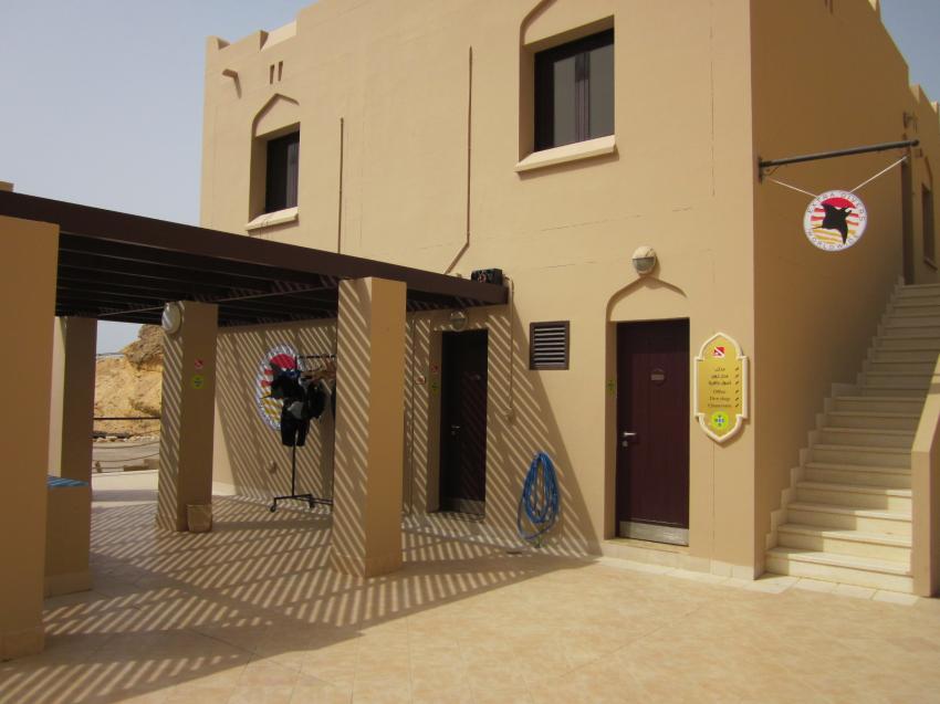 Extra Divers Qantab, Oman