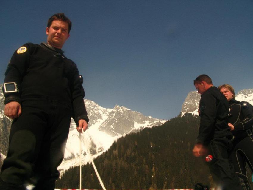 Eistauchen, Eistauchen, Südtirol, Italien, Event, Sportdiver Club