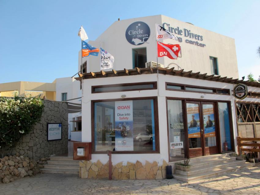 Circle Divers , Tauchbasis Sharm El Sheikh, Circle Divers, Hadaba, Ras Um Sid, Sharm El Sheikh, Ägypten, Sinai-Süd bis Nabq