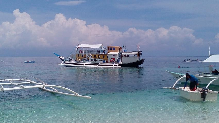 Safariboot Bernds Tauchsafaris, Tauchsafari, Safariboot, Philippinen, Bernds Tauchsafaris, Bohol