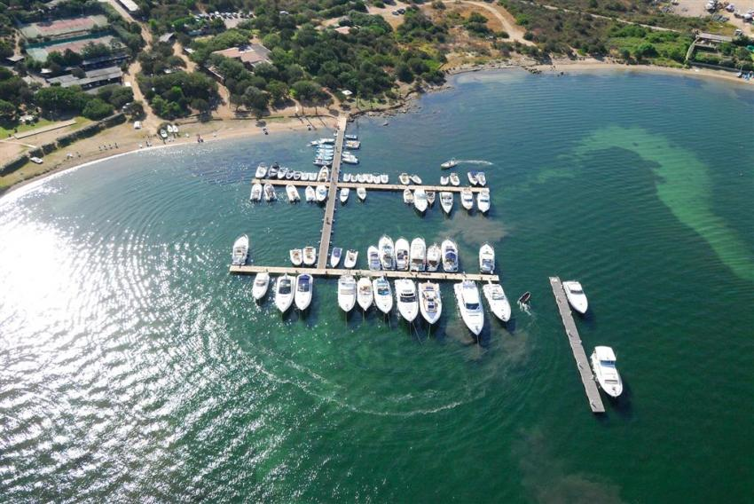 Marina di Asfodeli /Porto rotondo, Ira Diving Club, Porto Rotondo (Sardinien), Italien, Sardinien