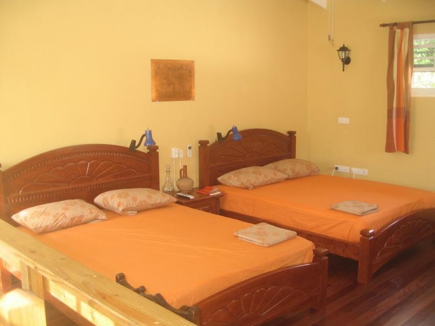 Haus, Villa Mango Dive Center, Willemstad, Niederländische Antillen, Curaçao