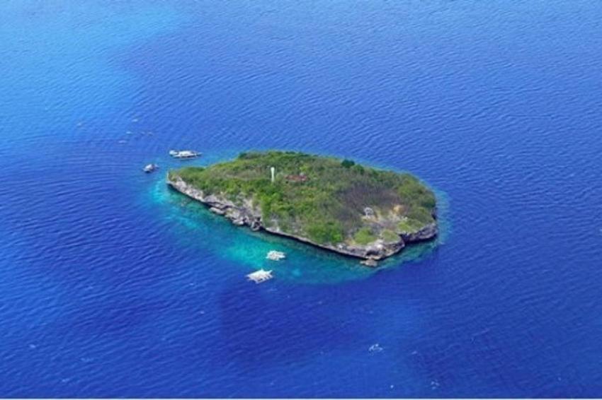 Pescador Island Moalboal, Pescador Island Moalboal, Parrot Resort Moalboal, Philippinen